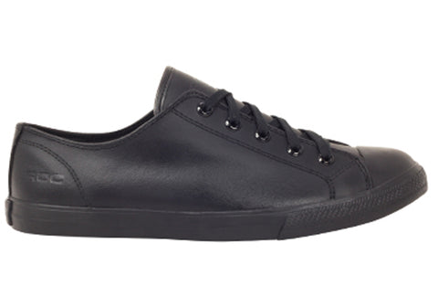 Roc Dani Senior Leather School Shoes