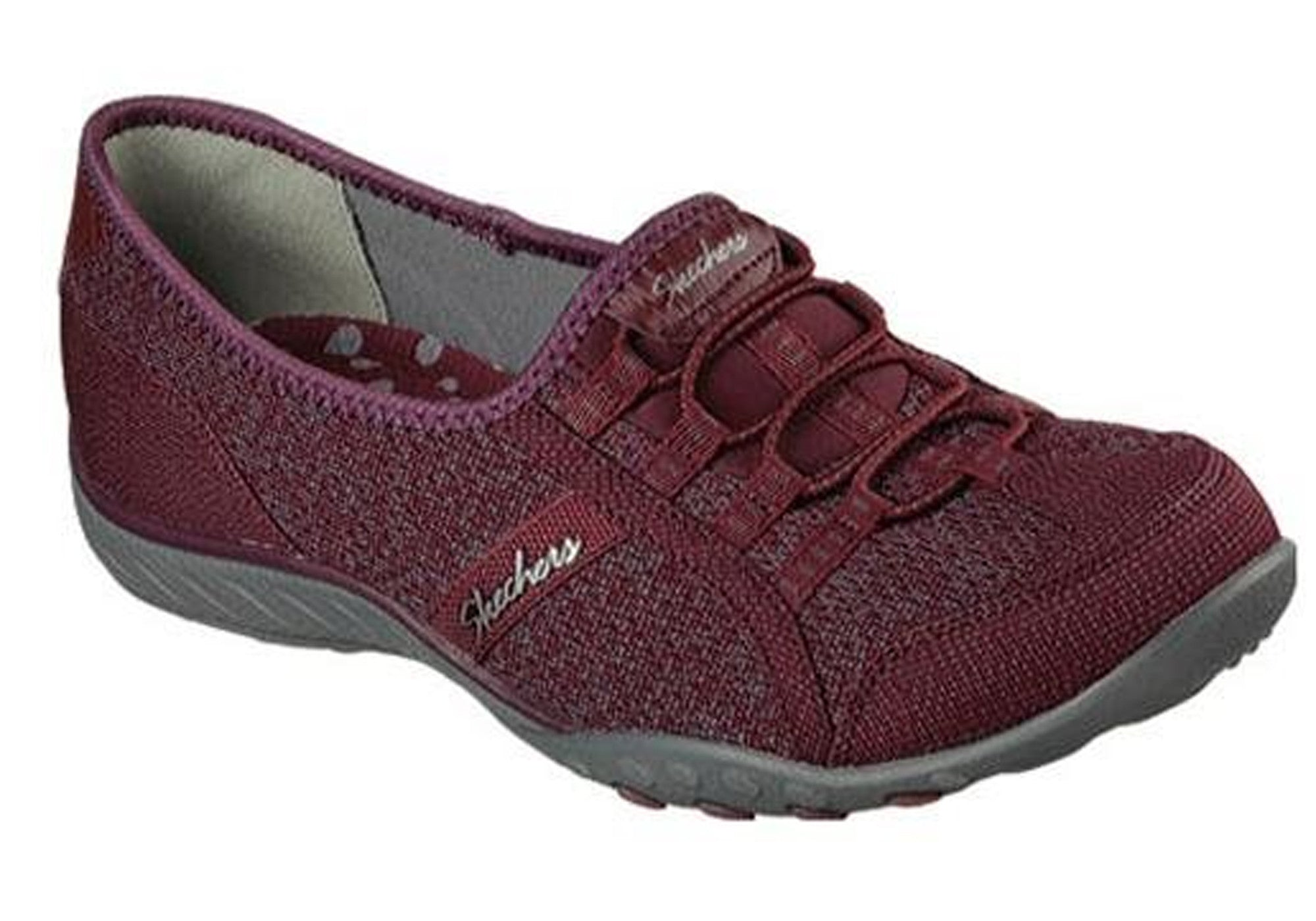 Skechers Breathe Easy Save The Date Womens Shoes