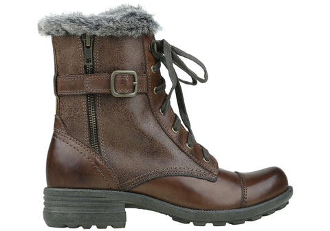 Planet Shoes Pinto2 Womens Comfortable Fashion Leather Boots