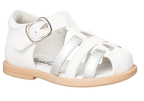 Grosby Fancy Girls Closed Toe Comfortable Sandals
