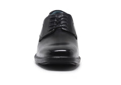 Hush Puppies Heathcote Mens Leather Wide Shoes