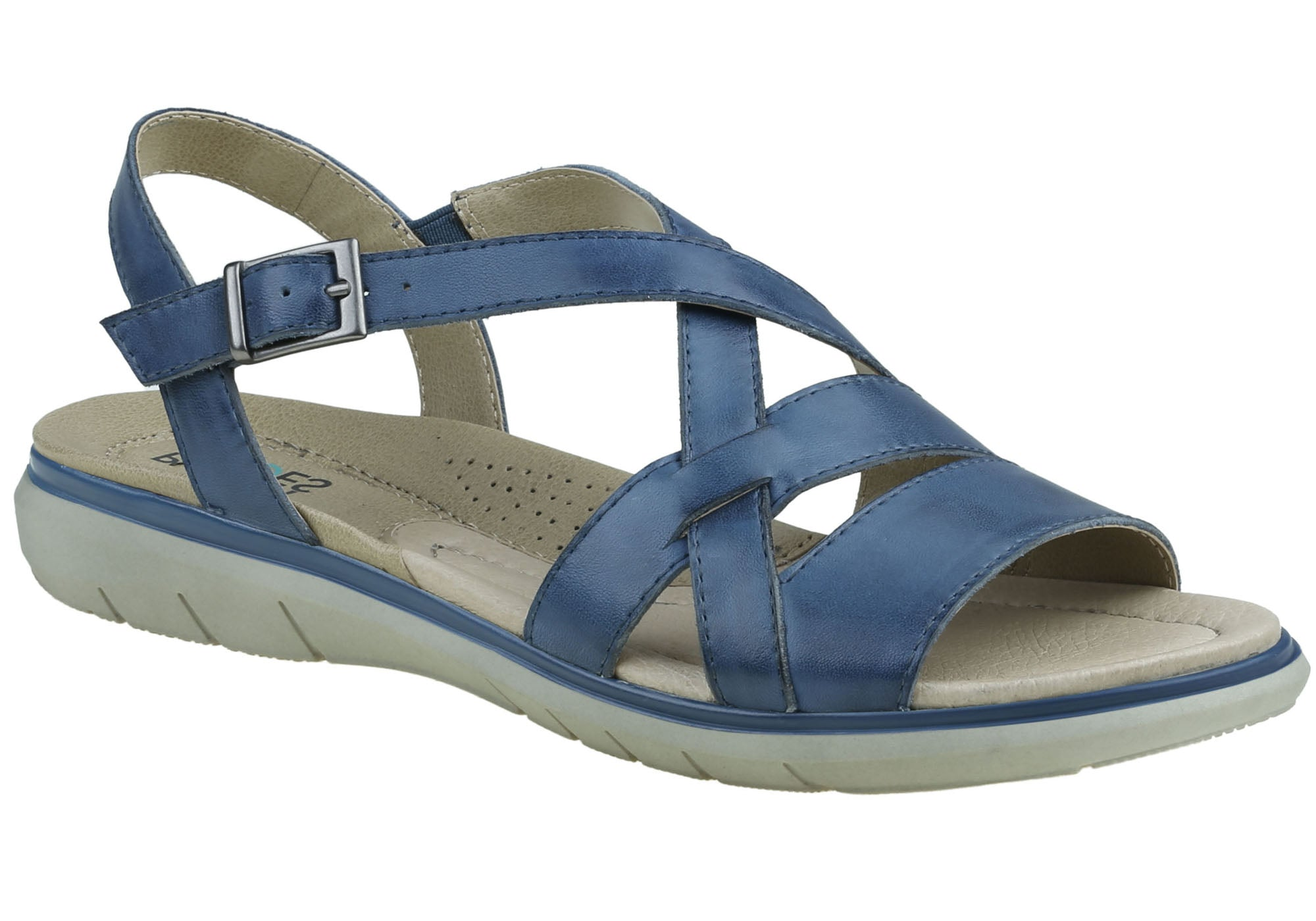 NEW-PLANET-SHOES-LIV-WOMENS-COMFORT-LEATHER-SUPPORTIVE-FLAT-SANDALS