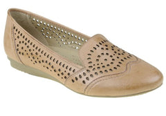 Planet Shoes Tiara Womens Leather Comfort Flats
