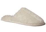 Grosby Kylie Womens Open Back Indoor Slippers
