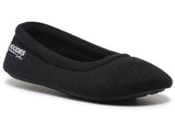 Grosby Haylee Womens Ballet Flat Style Indoor Slippers