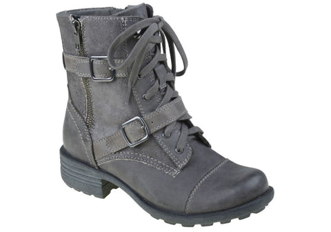 Planet Shoes Grunge Womens Fashion Leather Boots