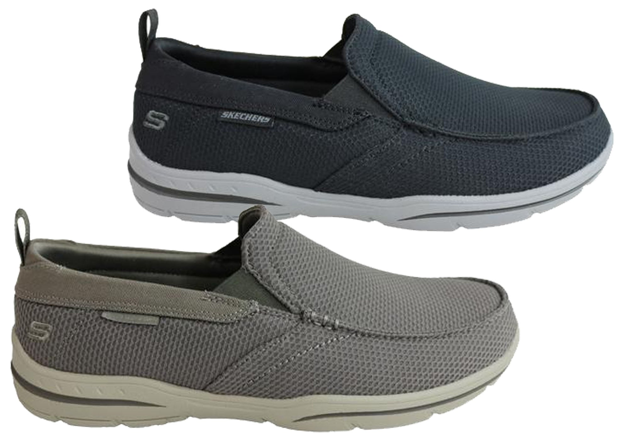 skechers memory foam air