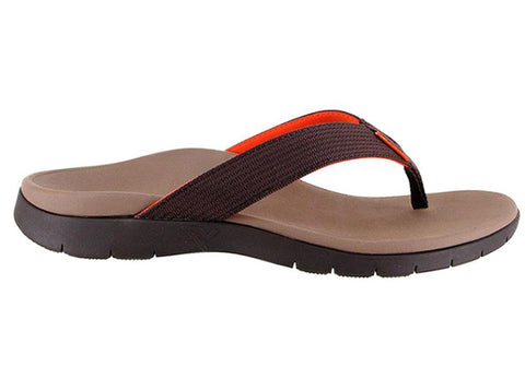 5395a1749388 Vionic Orthotic Thongs Islander Mens Toe Post Sandals