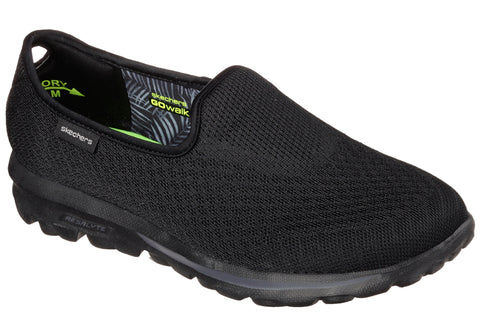 Skechers Go Walk Blend Womens Memory Foam Shoes