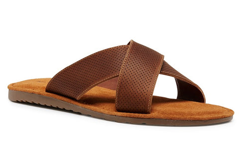 Hush Puppies Yield Mens Comfort Slides