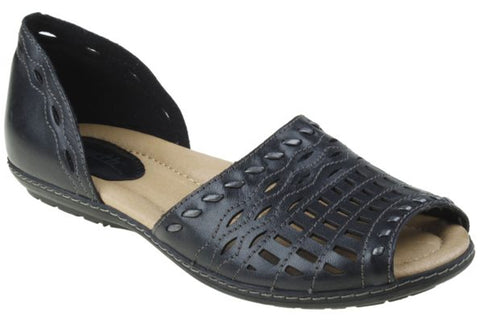 Earth Shore 2 Womens Comfortable Leather Flats