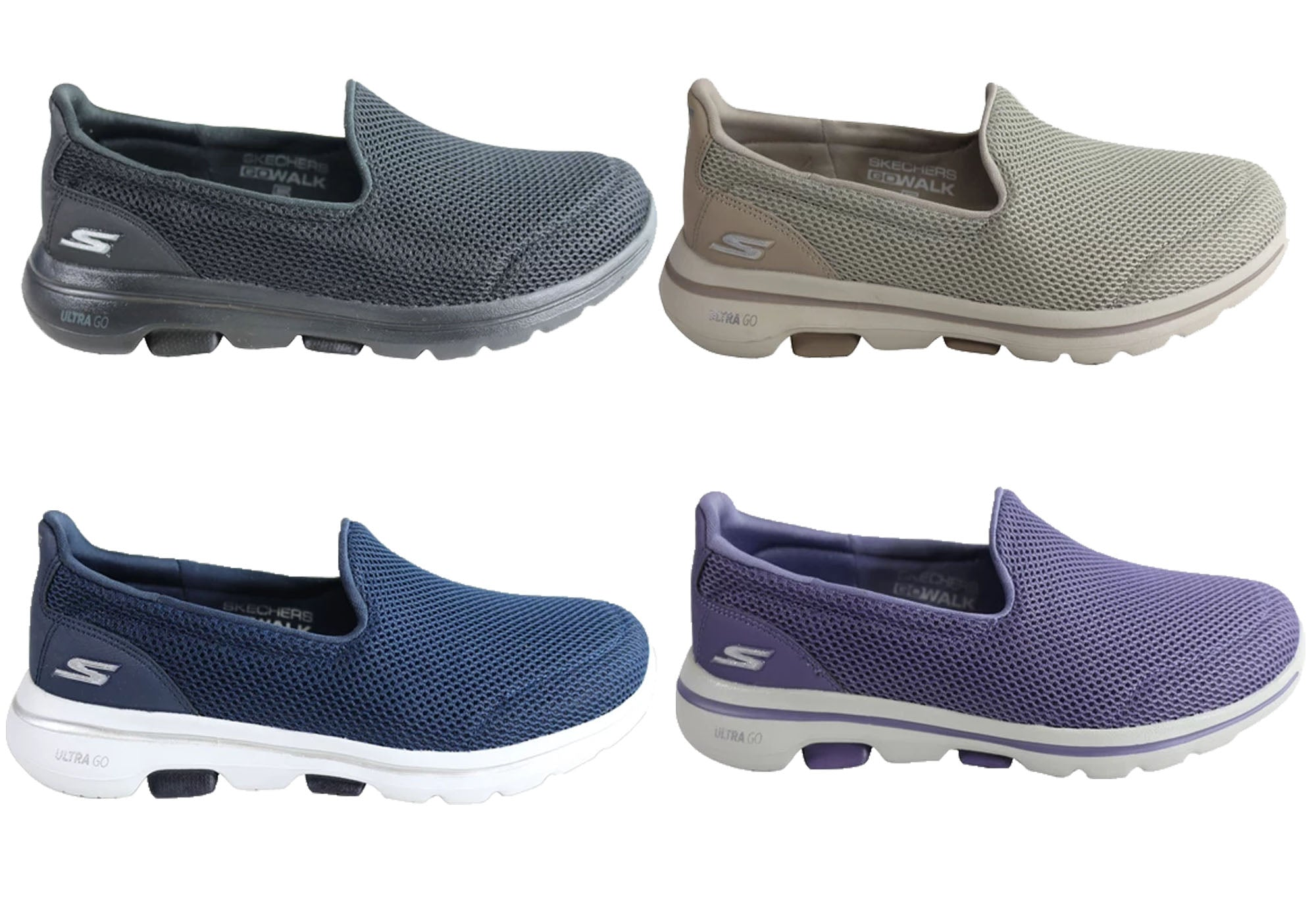 NEW SKECHERS GO WALK 5 WOMENS