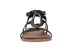 Hush Puppies Jazzy Womens Comfortable Leather Sandals