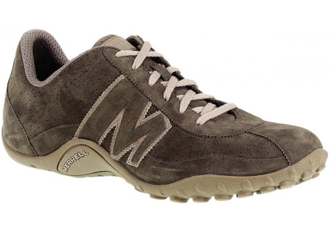 Merrell Sprint Blast Perf Mens Lace Up Casual Sneakers