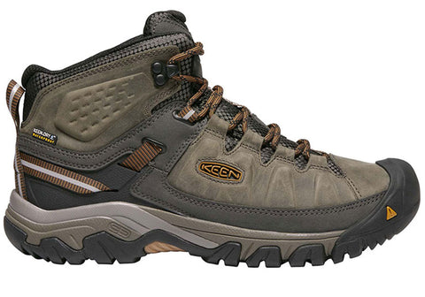 Keen Targhee III Mid Waterproof Mens Comfortable Durable Hiking Boots