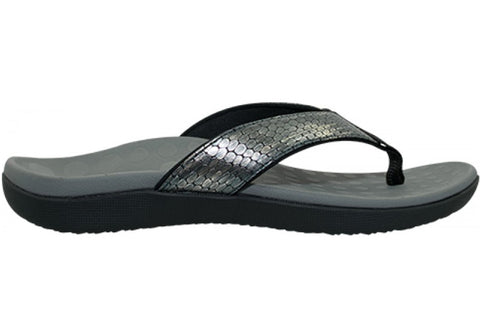 Scholl Orthaheel Sonoma II Womens Supportive Comfort Thongs Sandals