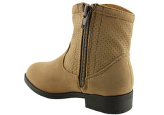 Grosby Jaylee Kids/Girls Comfortable Fashion Boots