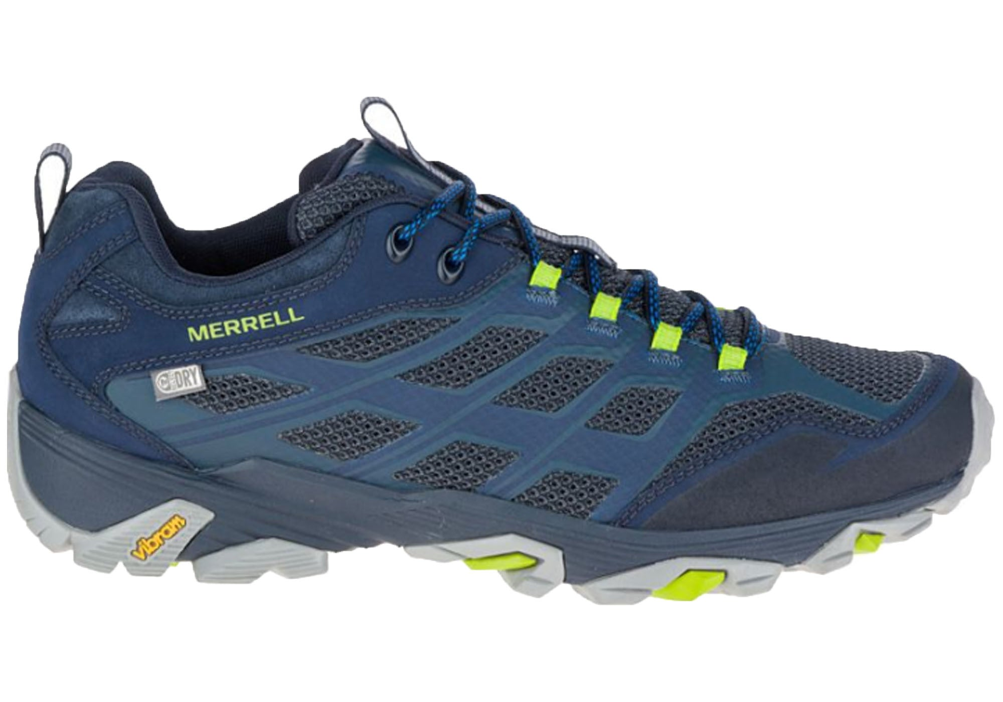 Merrell Moab FST Lo Waterproof Mens Hiking Boots