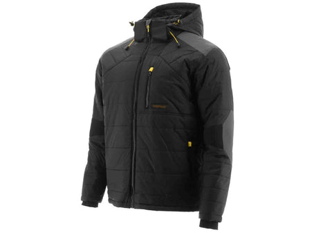 Caterpillar Mens Comfortable Boreas Insulated Puffer Jacket