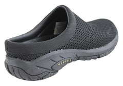 Merrell Encore Breeze 3 Womens Black Open Back Shoes