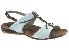 Merrell Micca Womens Leather Comfortable Sandals