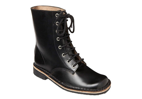 Harrison Illinois Older Girls/Kids Leather Boots