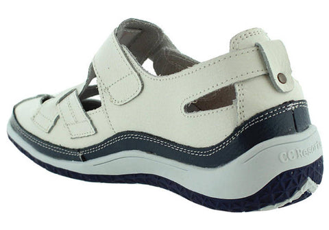 cc resorts jackie womens comfortable leather casual
