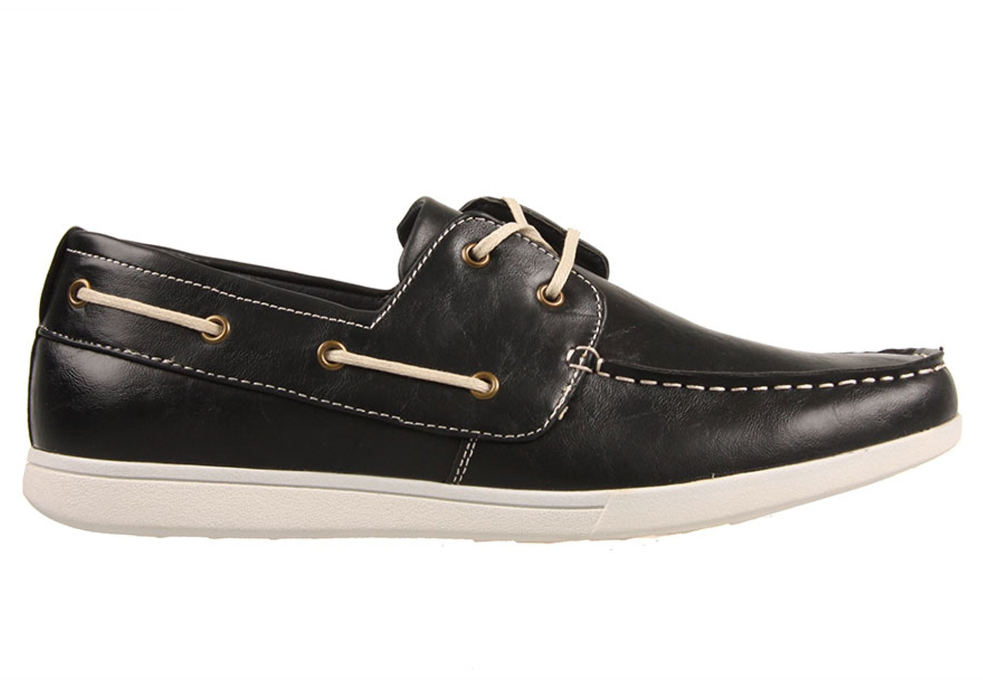 new grosby deck mens casual boat shoes ebay