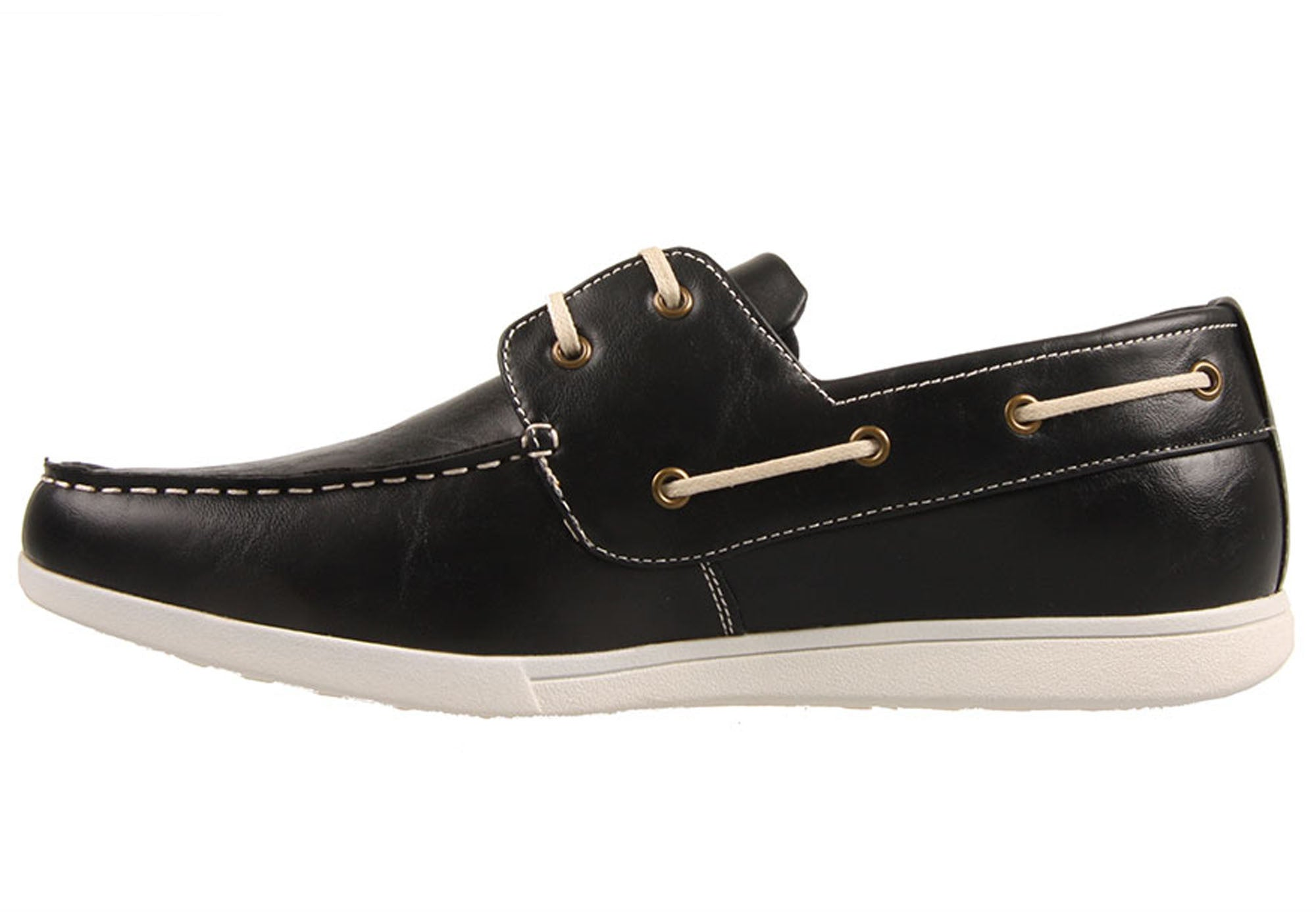 Grosby Deck Mens Casual Boat Shoes