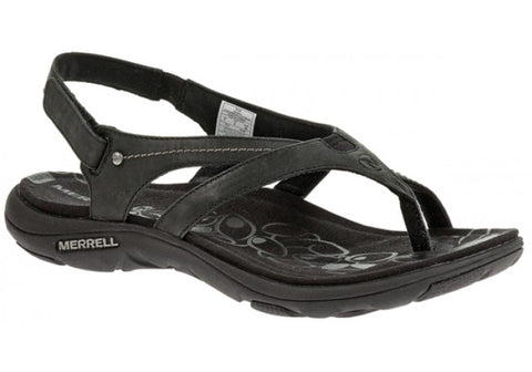 Merrell Buzz Womens Leather Comfortable Sandals