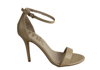 RMK Karina Womens Leather High Heel Stiletto Sandals
