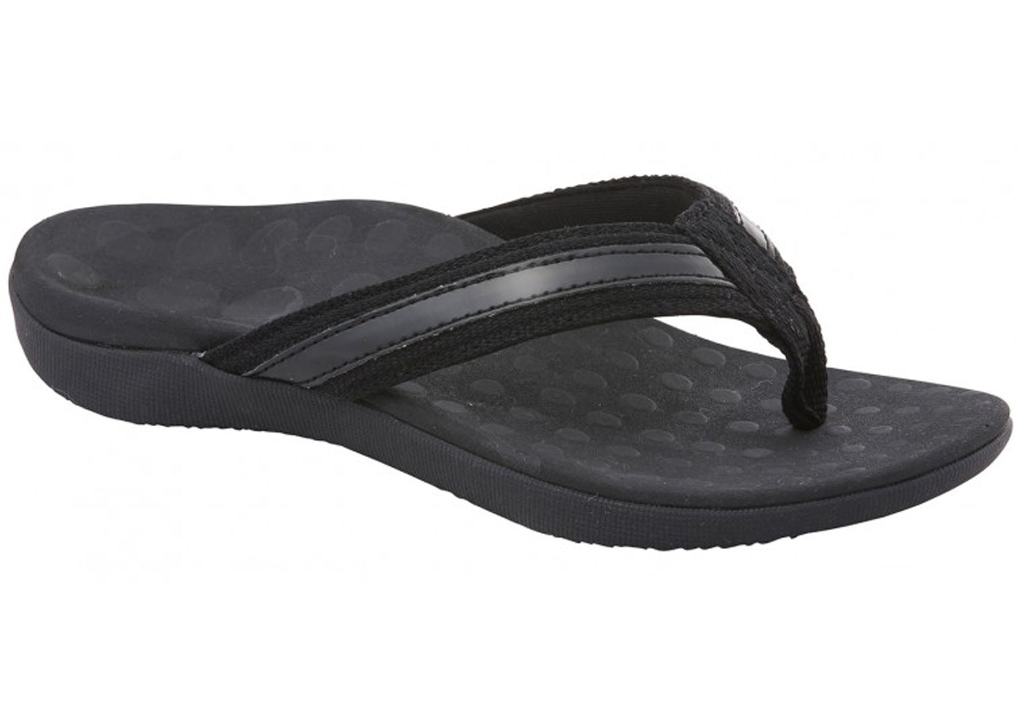 552f0ec8083b Black · Natural White · White · Platinum · Scholl Orthaheel Tide II Womens  Supportive Orthotic Thong Sandals
