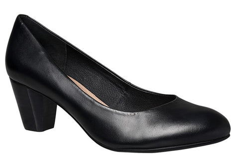 Hush Puppies Bella Womens Comfortable Pumps