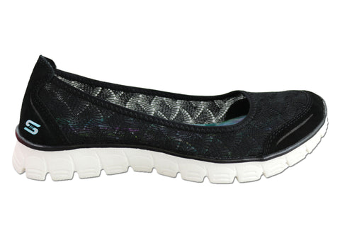 Skechers Ez Flex 3.0 Inspiration Womens Memory Foam Shoes
