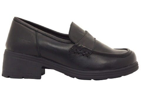 ROC Dallas Senior Older Girls/Ladies Leather Shoes