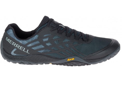 Merrell Mens Trail Glove 4 Lightweight Comfortable Running Shoes