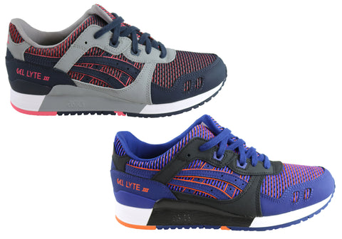best website c90cd 3bd3f Asics Gel-Lyte III Mens Casual Lace Up Trainers Sport Shoes ...