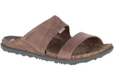 Merrell Womens Leather Around Town Slide