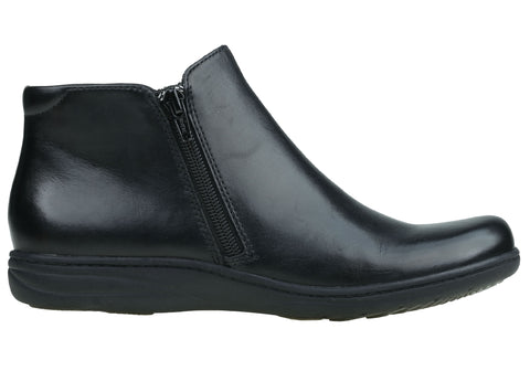869a05efda31a Planet Shoes Roxy   Roxy2 Womens Comfortable Flat Ankle Boots ...
