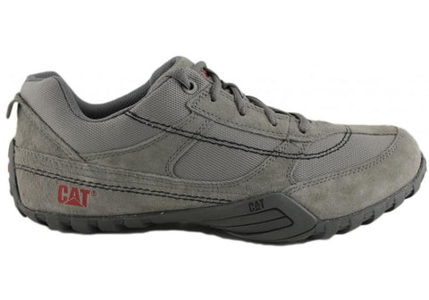 Caterpillar Broadcast Mens Lace Up Comfortable Casual Shoes
