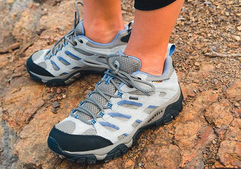 72971713f70d6 Merrell Moab Ventilator Gore-Tex Womens Hiking Shoes | Brand House ...