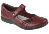 Planet Shoes Jamie Womens Leather Comfort Shoe