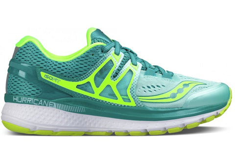 Saucony Hurricane ISO 3 Womens Premium Athletic Shoes