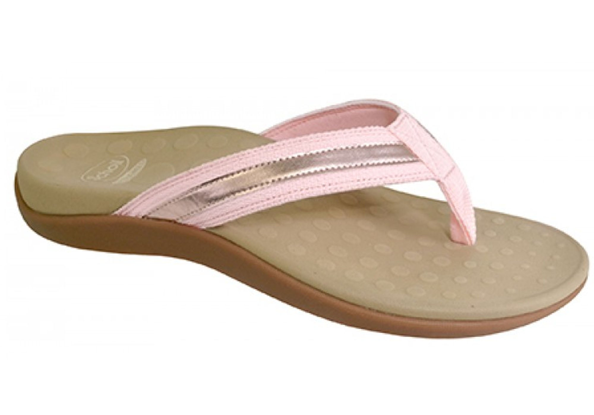 198b1750b35c Details about Brand New Scholl Orthaheel Tide Ii Womens Supportive Orthotic  Flip Flop Sandals