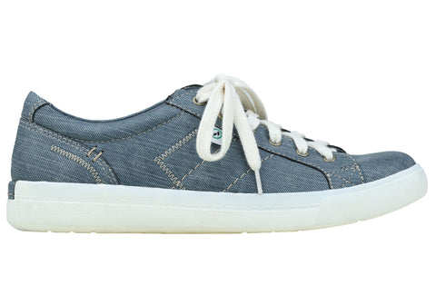 Planet Shoes Deni Womens Comfortable Casual Lace Up Sneaker Shoes