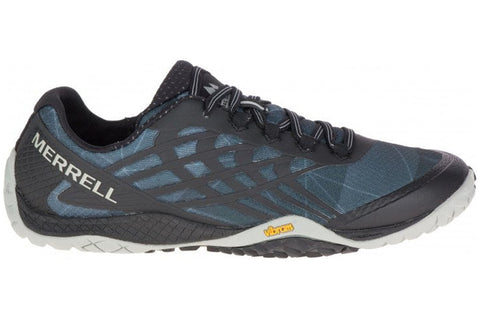 Merrell Womens Trail Glove 4 Lightweight Comfortable Running Shoes
