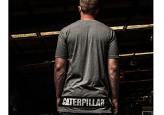 Caterpillar Mens Tail Tee TShirt