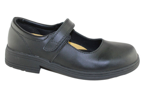 PRIMEOVERS TEXAS WOMENS/OLDER GIRLS LEATHER SCHOOL SHOES