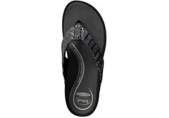 Scholl Orthaheel Treasure Womens Comfort Supportive Thongs Flip Flops