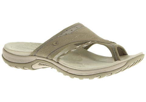 Merrell Womens Comfortable Hollyleaf Sandals Thongs Flip Flops